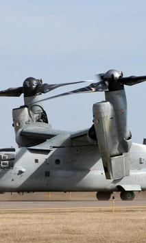 Jigsaw Puzzle Bell MV22 Osprey apk screenshot