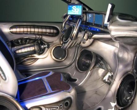 Puzzle Interior Tuning Car screenshot 1