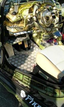 Puzzle Interior Tuning Car screenshot 3