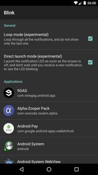 Blink - Notification color screenshot 1
