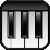 Real Piano and Keyboard icon