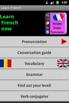 Learn French the easy way poster