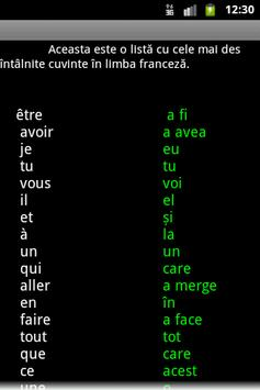 Learn French the easy way screenshot 12