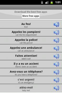Learn French the easy way screenshot 2