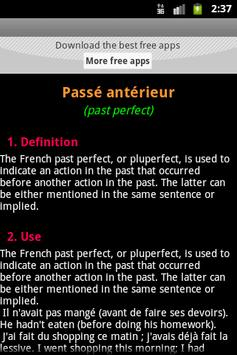 Learn French the easy way screenshot 4