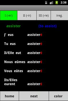 Learn French the easy way screenshot 5