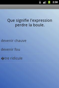 Learn French the easy way screenshot 6