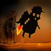 Pixel Bob Fly icon