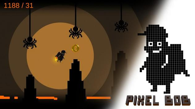 Pixel Bob Fly apk screenshot