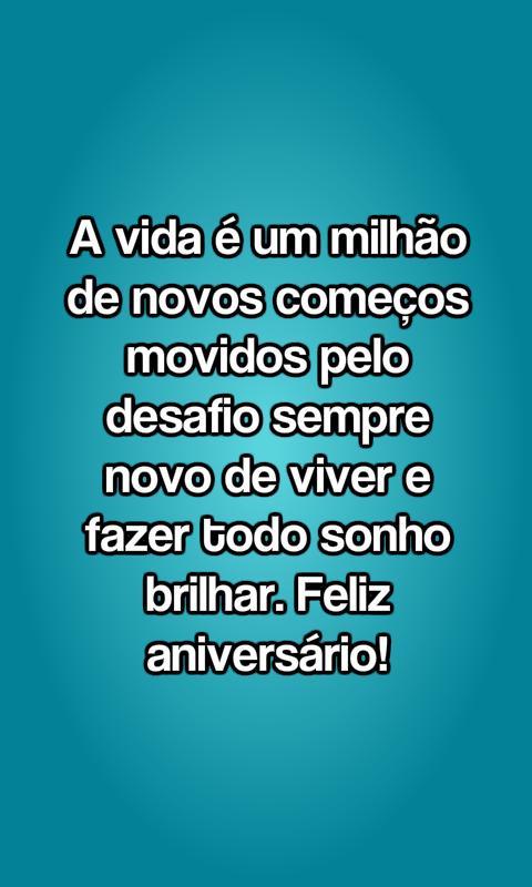 Frases De Aniversário Amor For Android Apk Download