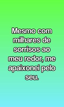 Frases De Namoro Pequenas apk screenshot