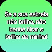 Frases De Namoro Impossivel icon