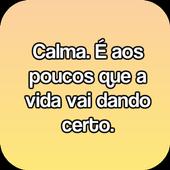 Frases De Namoro Q Acabou icon