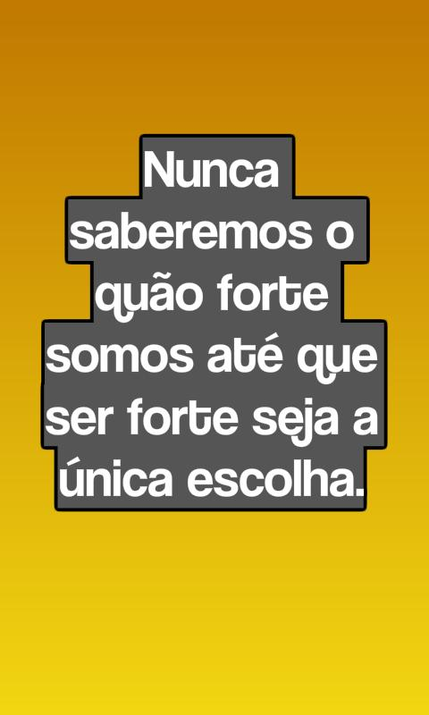 Frases De Superação For Android Apk Download