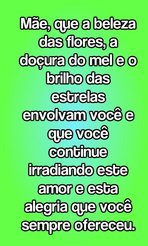 Frases De Amor Para Mãe For Android Apk Download