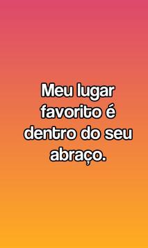 Frases Carinho poster