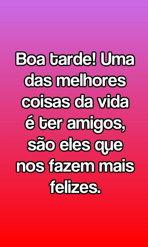 Frases De Boa Tarde For Android Apk Download
