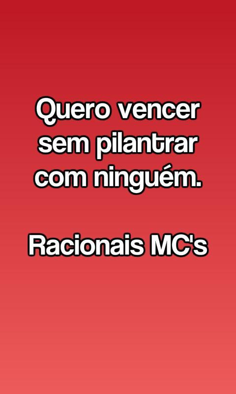 Frases De Racionais Mcs For Android Apk Download