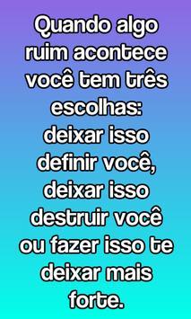 Frases Indiretas Fim De Namoro apk screenshot