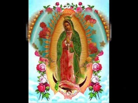 La Santa Virgen de Guadalupe poster