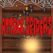 Attack Spiders icon