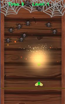 Attack Spiders apk screenshot