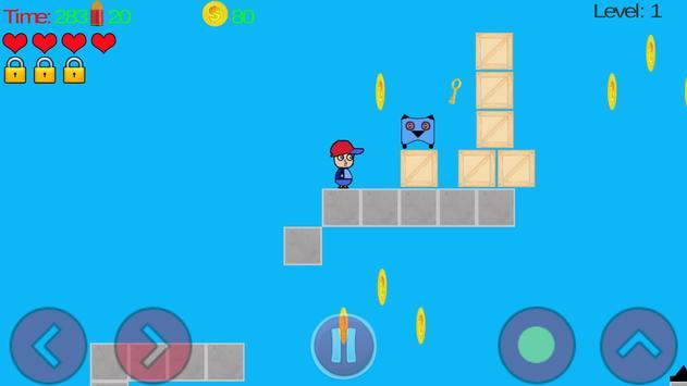Max and Monsters apk screenshot