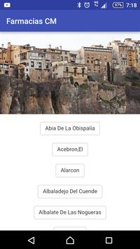 Farmacias Castilla la Mancha apk screenshot