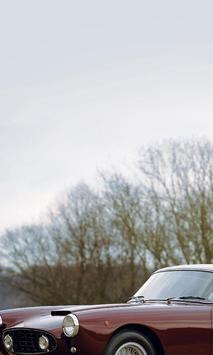 Top Themes Ferrari 250 GT screenshot 1