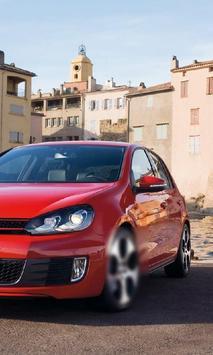 Top Themes Volkswagen Golf GTI Poster
