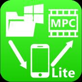 Video + Remote MPC HC Lite icon