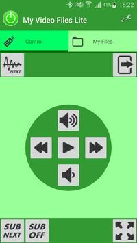 Video + Remote MPC HC Lite apk screenshot