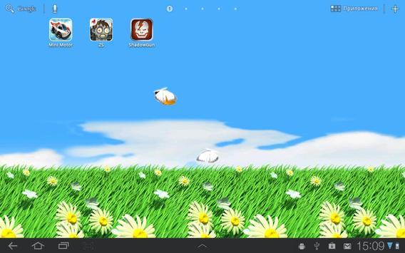 Daisy Field Free apk screenshot