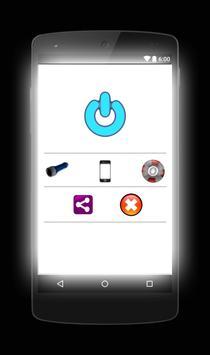 Flashlighter Free apk screenshot