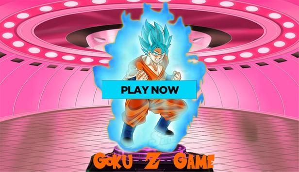Goku Saiyan Dragon Warrior Z apk screenshot