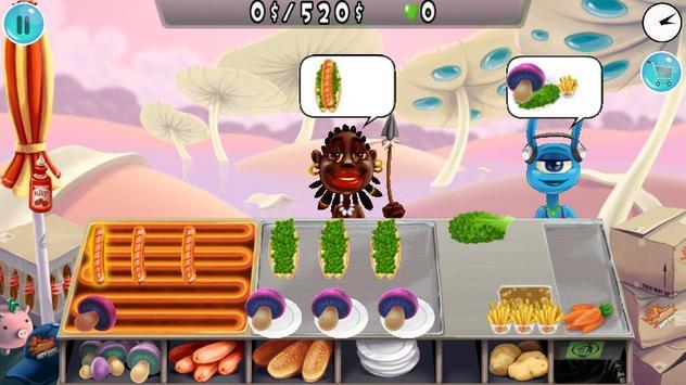 Super Chief Cook -Cooking game apk screenshot