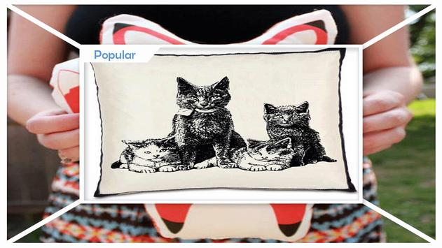 Cute DIY Animal Pillows screenshot 2