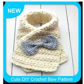 Cute DIY Crochet Bow Pattern Ideas icon