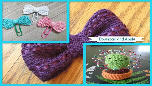 Cute DIY Crochet Bow Pattern Ideas screenshot 1