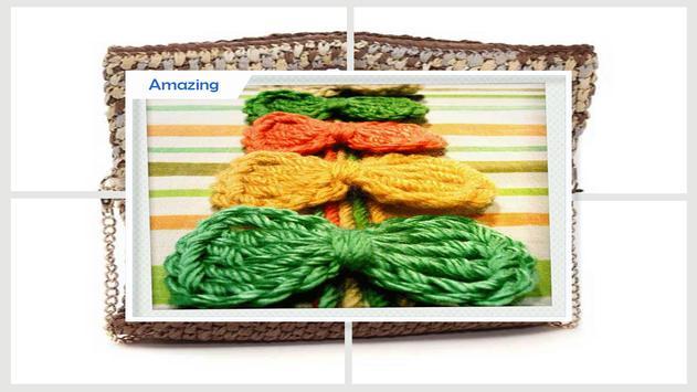 Cute DIY Crochet Bow Pattern Ideas screenshot 3