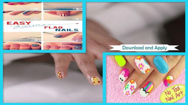 Cute DIY Junk Food Manicure screenshot 1