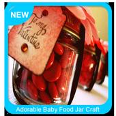 Adorable Baby Food Jar Craft Ideas icon