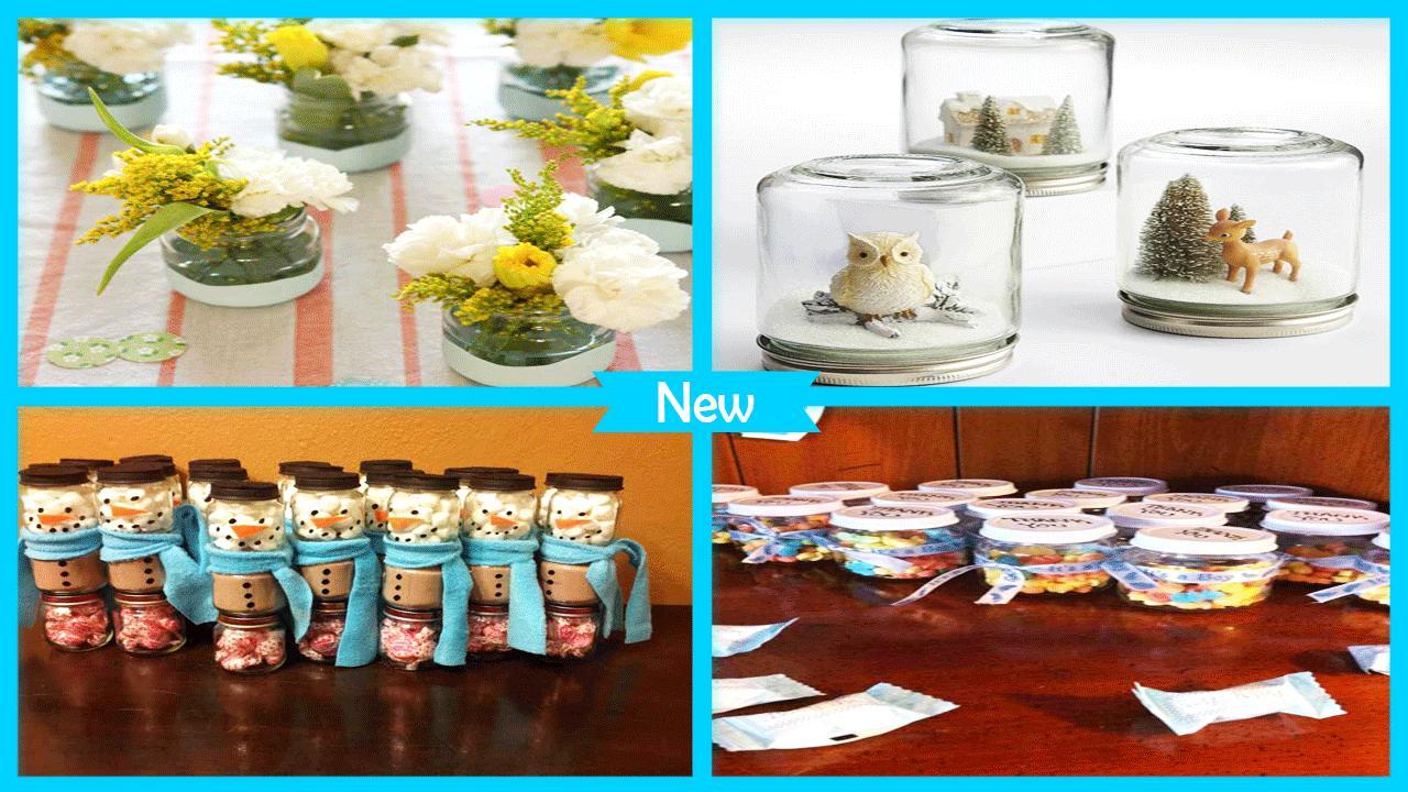 Adorable Baby Food Jar Craft Ideas poster