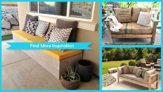 Awesome DIY Outdoor Sofa Project screenshot 3