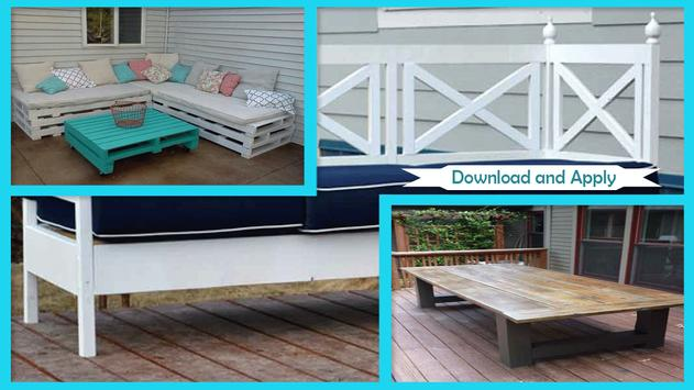 Awesome DIY Outdoor Sofa Project poster