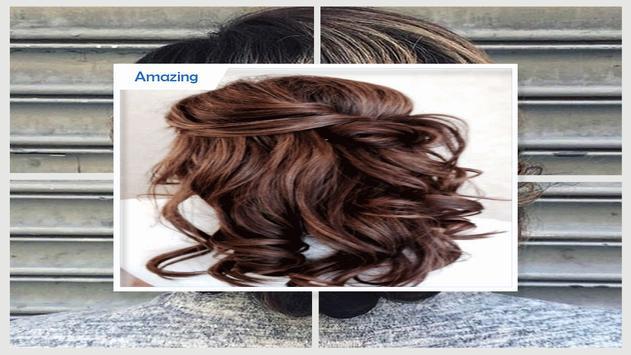 Beauty Evening Hairstyles screenshot 2