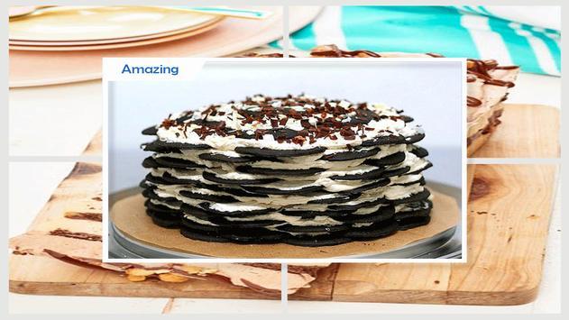 Delicious Chocolate Icebox Cake Recipe screenshot 3
