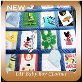 DIY Baby Boy CLothes icon