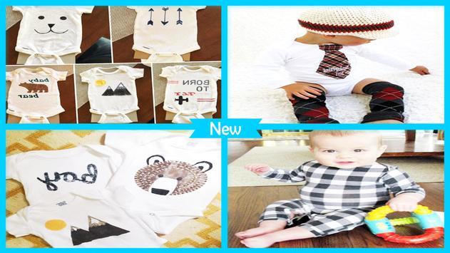DIY Baby Boy CLothes screenshot 3