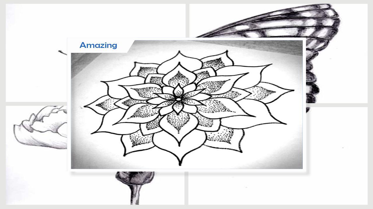 Unduh 68 Gambar Bunga Sketsa Paling Baru Gratis